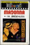 I'M BREATHLESS - BILLBOARD CASSETTE ALBUM SINGAPORE